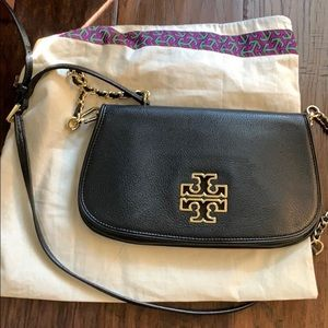 Tory Burch Convertible Clutch/ cross body